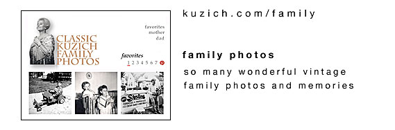 link to Classic Kuzich Family Photos website